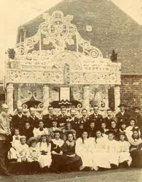 Cemetery Road Baptist Church Temperance group