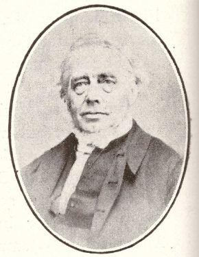 Rev Samuel Dousland Waddy (1804-1876)