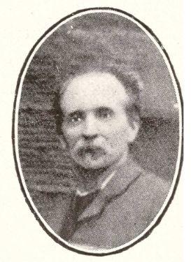 W. Armitage, last schoolmaster at Park Day School