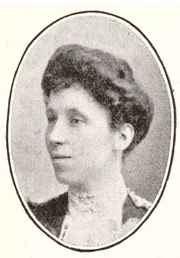 Mrs W Irons, Mother's Meeting President and Leader, Park Wesleyan CHapel