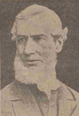 Rev James Stacey (1818-1891)