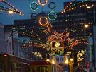 View: a00087 Christmas Illuminations in Pinstone Street