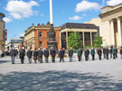 View: a00356 Veterans of the Normandy landings of 6 June 1944 attending Sheffield's official D-Day commemoration service