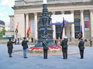 View: a00360 Official commemoration service of the D-Day landings of 6 June 1944 attended by members of the Normandy Veterans Association