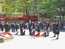 View: a00362 Official commemoration service of the D-Day landings of 6 June 1944, attended by members of the Normandy Veterans Association