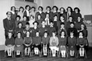 Junior School Choir, Winter 1961/2, Hatfield House Lane J. and I. School taken in the hall