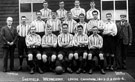 Sheffield Wednesday, League Champions 1902-3 and 1903-4