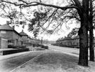 Handsworth Grange Road, Ballifield Hall Estate - built in 1955