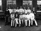 Carbrook Conservative Club Cricket Team