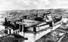 View: s05123 Artist's Impression of Sheffield Castle around 1350