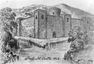 View: s05128 Artist's Impression of Sheffield Castle around 1060