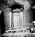 Doorway, No. 27, Unidentified Street