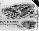 View: s09978 Joseph Tomlinson and Son, Cab and Omnibus Proprietors, Bedford Street