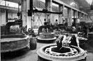 Steel Industry, Machine shop at Jessop Foundry
