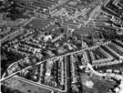 Aerial View - Broomhall / Broomhill towards Sharrow