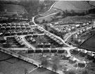 View: s12405 Aerial View - Laverdene Estate, Bradway / Totley