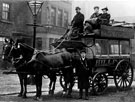View: s15291 Hillfoot Horse Drawn Bus owned by Joseph Tomlinson and Sons