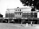 Manor Cinema and Bingo Hall, City Road, near the junction of Prince of Wales Road and Ridgeway Road