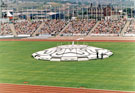World Student Games opening ceremony at the Don Valley Stadium