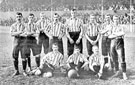 Sheffield United F.C. 1902 with Goalkeeper, (Fatty) Foulke back row, 5th from left