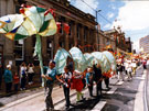 View: u00017 Lord Mayor's Parade, Church Street