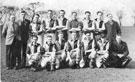 Crowder Football Team