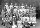 Class of schoolchildren, probably All Saints School, Lyons Road, c. 1967/8