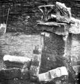 Stones from Sheffield Castle