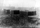 Remnants of Sheffield Castle