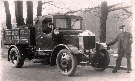Lorry belonging to Longbottom and Co. Ltd., coal and colliery merchants