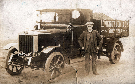Lorry No. 1 belonging to Longbottom and Co. Ltd., coal and colliery merchants