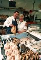 View: t13140 Geoff and Kathleen Cooke, Dunbar Cooke and Son, fish and game merchants, No. 229 London Road c.1989